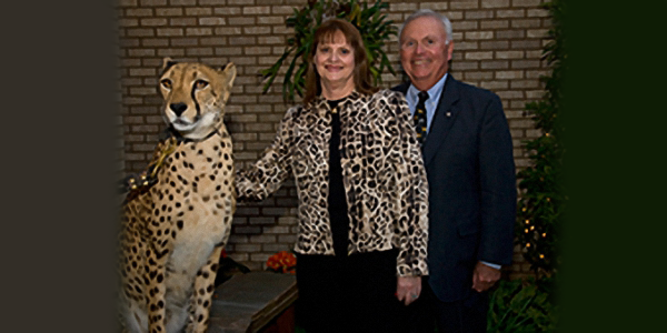 Bill and Barbara: Lifelong Zoo Fans